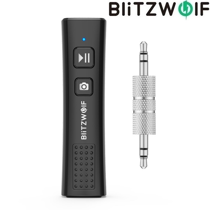 Bluetooth ресивер/трансмиттер BlitzWolf BW-BR0