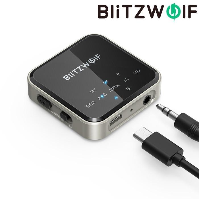Bluetooth ресивер/трансмиттер BlitzWolf BW-BL3