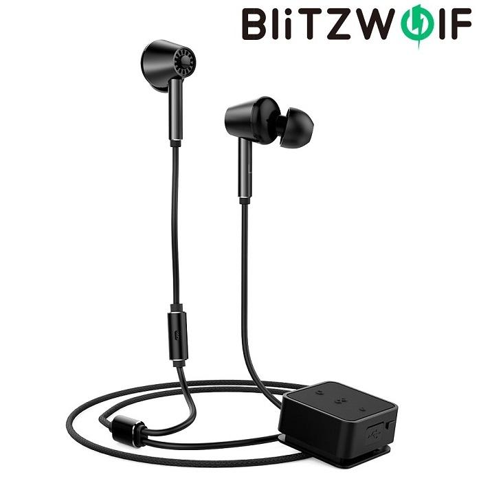 Беспроводные наушники BlitzWolf BW-ANC1