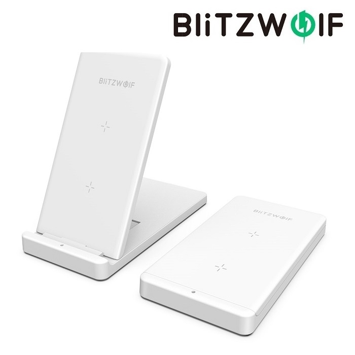 Беспроводная зарядка BlitzWolf BW-FWC2 10W