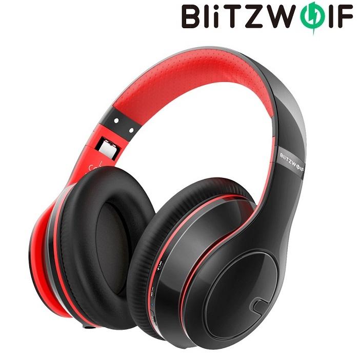 Беспроводные наушники BlitzWolf BW-HP1