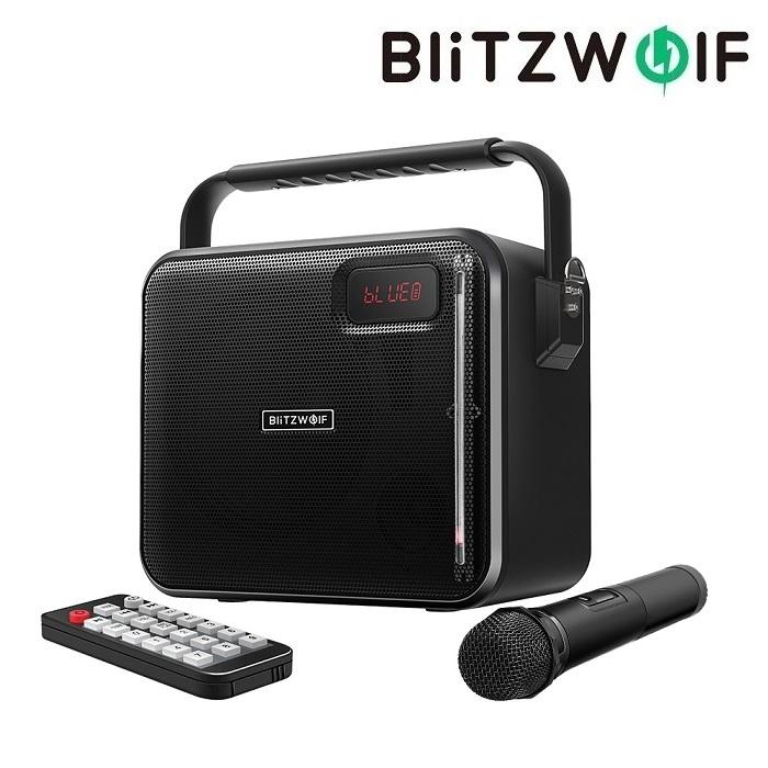 Портативная колонка BlitzWolf BW-KS1 20W 3600 mah