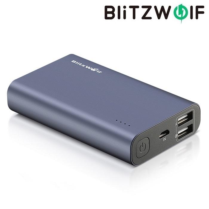 Внешний аккумулятор BlitzWolf BW-P3 18W 10000 mAh