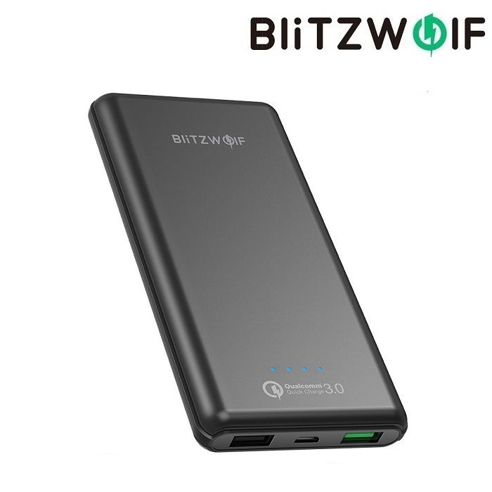 Внешний аккумулятор BlitzWolf BW-P6 18W 10000 mAh