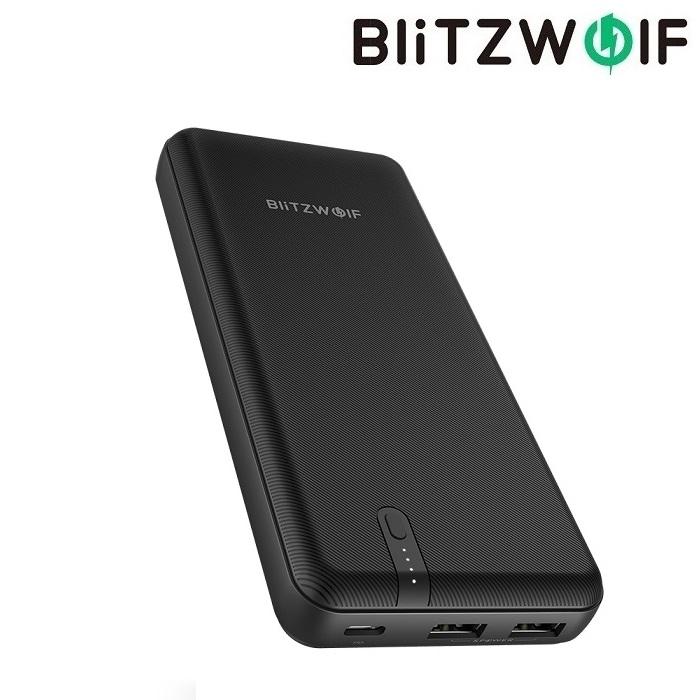 Внешний аккумулятор BlitzWolf BW-P8 45W 20000 mAh