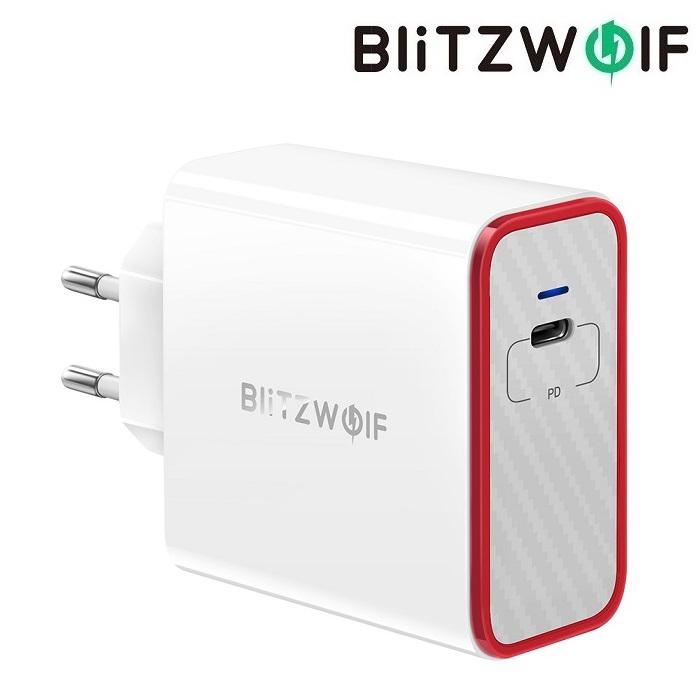 Зарядное устройство BlitzWolf BW-PL4 45W type-C
