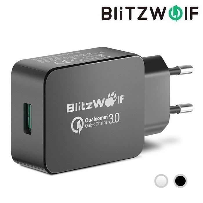 Зарядное устройство BlitzWolf BW-S5 18W QC 3.0