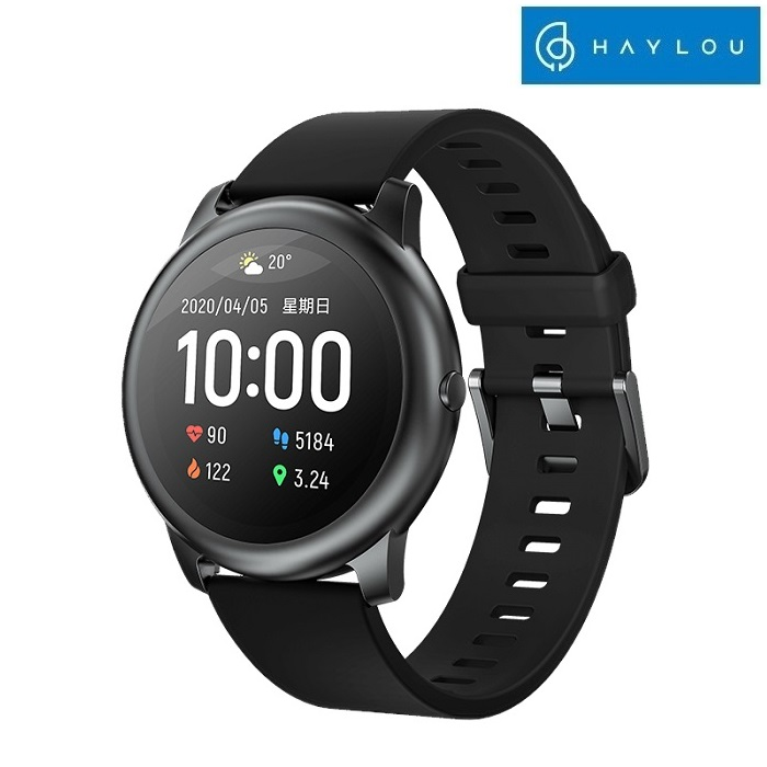 Смарт-часы Haylou solar smart watch
