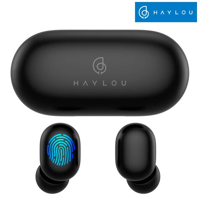 Беспроводные наушники Haylou GT1 Plus