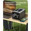 Портативная электростанция BlitzWolf BW-PG2 300Wh (83200 mah)  - фото #14