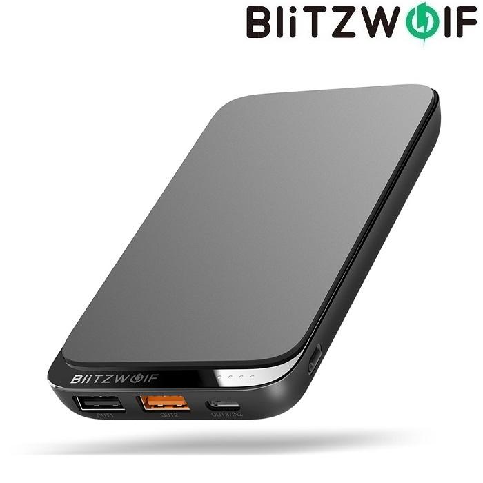 Внешний аккумулятор BlitzWolf BW-P10 18W 10000 mAh