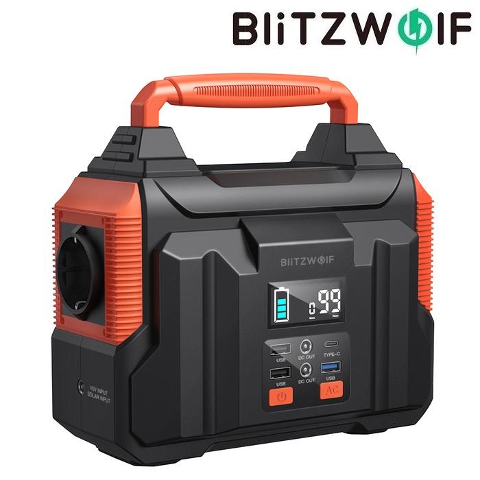Портативная электростанция BlitzWolf BW-PG7 222Wh (60000 mah)