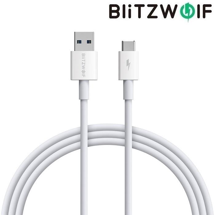 Кабель BlitzWolf USB Type-C BW-TC18 1 м