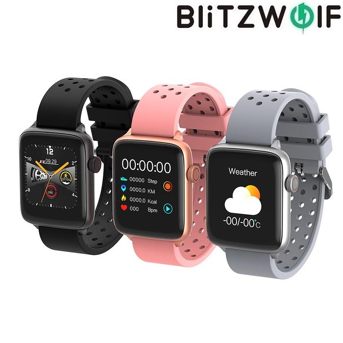 Смарт-часы Blitzwolf BW-HL1 Pro