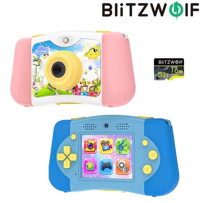 Детская игровая камера BlitzWolf BW-KC1