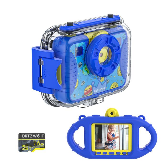 Детская спортивная камера BlitzWolf BW-KC2