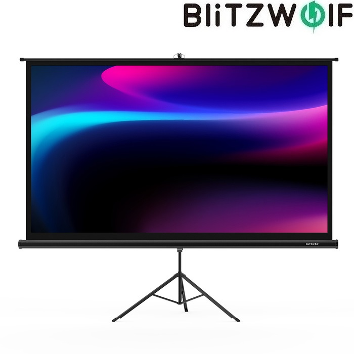 Проекционный экран Blitzwolf BW-VS1