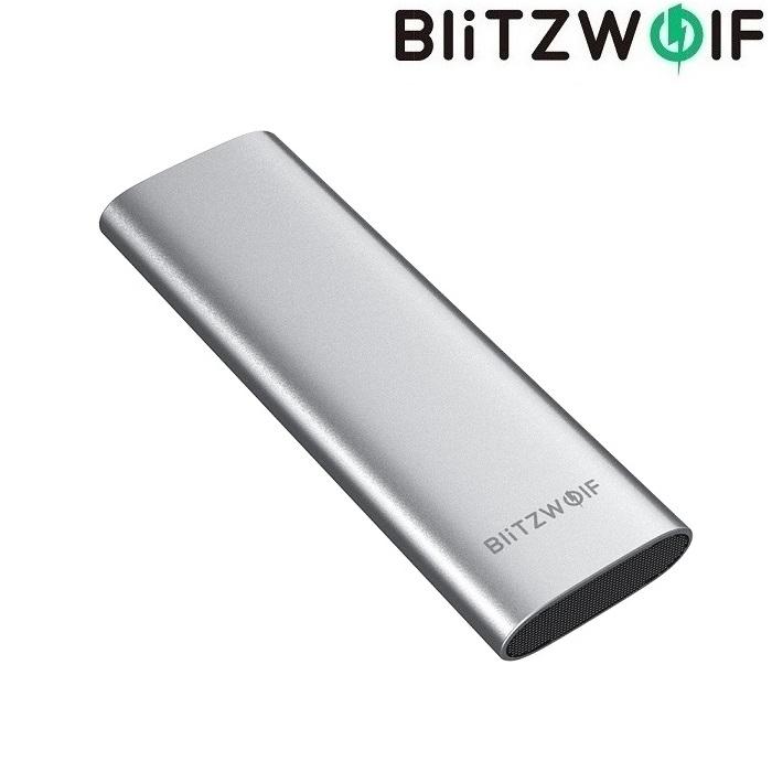 Внешний SSD диск BlitzWolf BW-PSSD1 256 GB