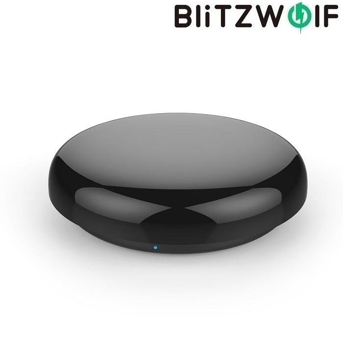 Универсальный пульт BlitzWolf BW-RC1 WiFi Smart IR Controller
