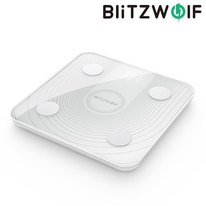 Смарт-весы BlitzWolf BW-SC1