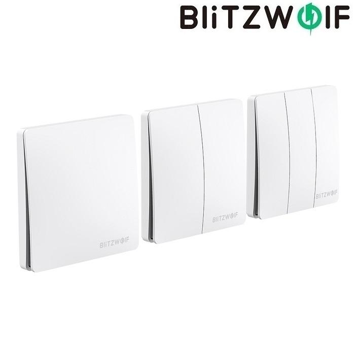 Умный выключатель света BlitzWolf BW-SS2
