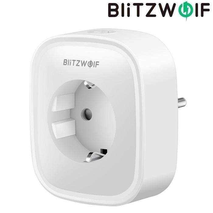 Умная розетка BlitzWolf BW-SHP2 3850W