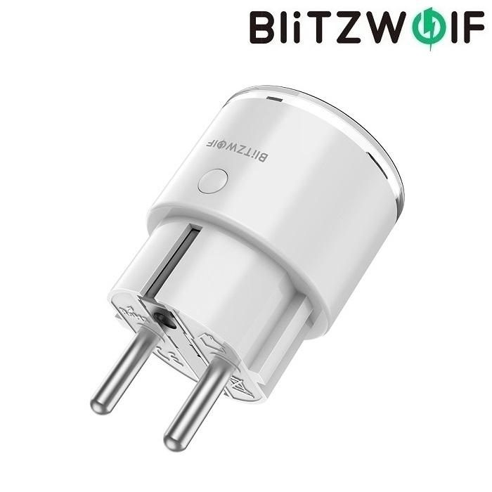 Умная розетка BlitzWolf BW-SHP6 3450W
