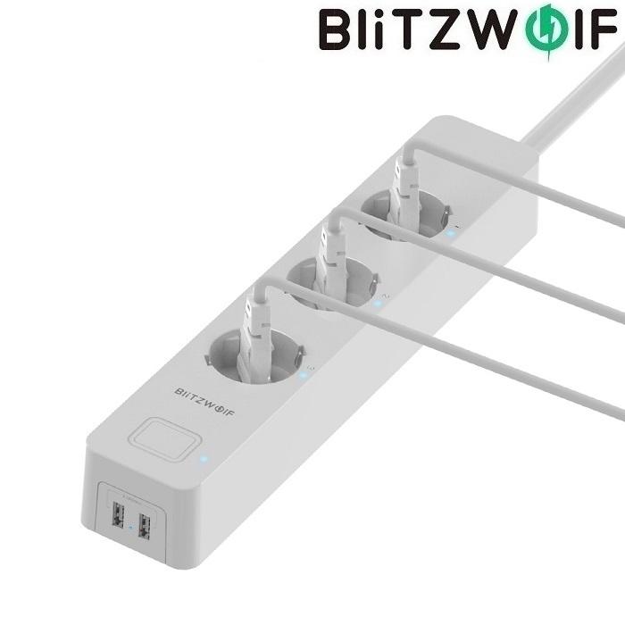 Умный Wi-Fi удлинитель BlitzWolf BW-SHP9