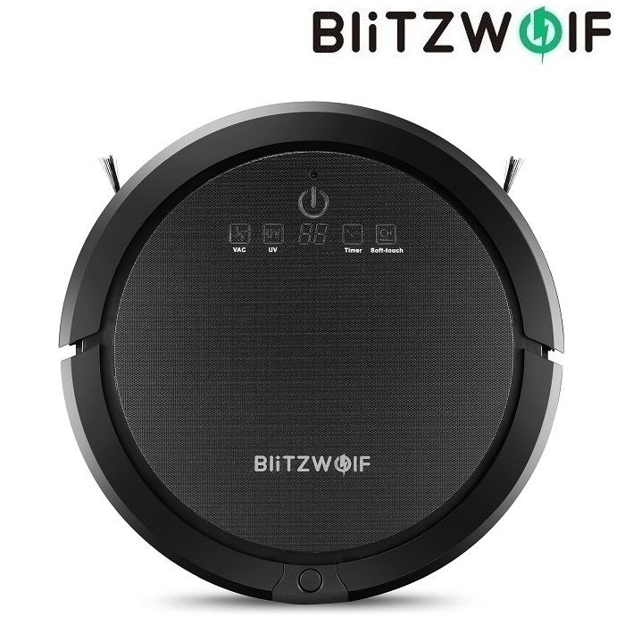 Робот-пылесос BlitzWolf BW-XRC600 1200Pa