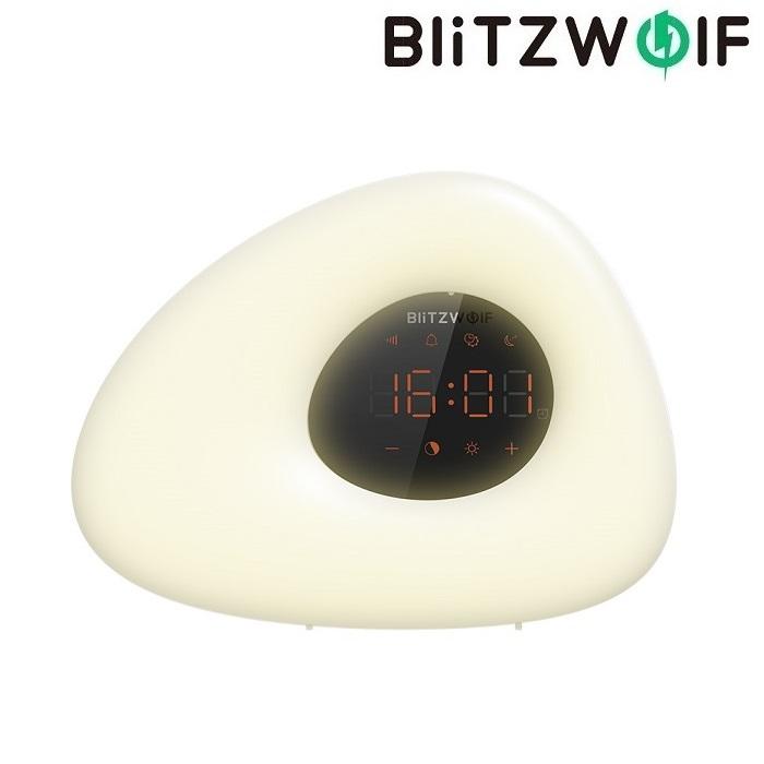 LED лампа-ночник BlitzWolf BW-LT23 с будильником