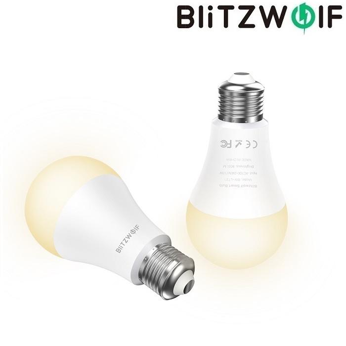 Умная LED лампа BlitzWolf BW-LT21 Wi-Fi