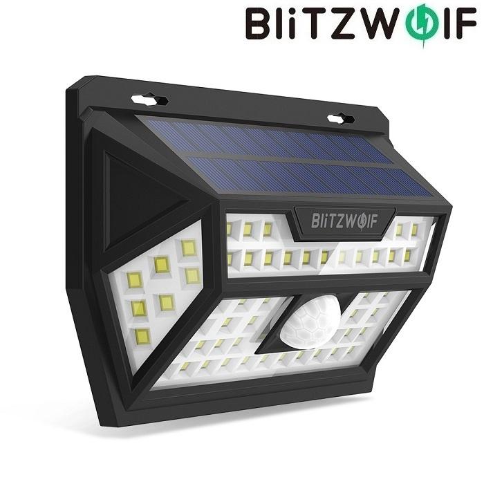 Солнечная настенная лампа BlitzWolf BW-OLT1