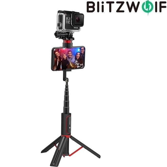 Монопод BlitzWolf BW-BS10 Sport 3 в 1