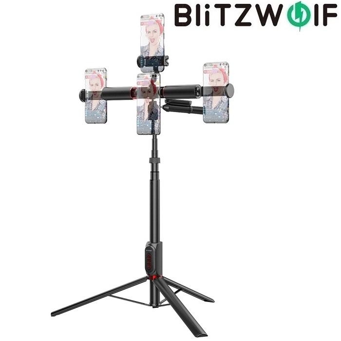 Монопод-трипод BlitzWolf BW-BS11