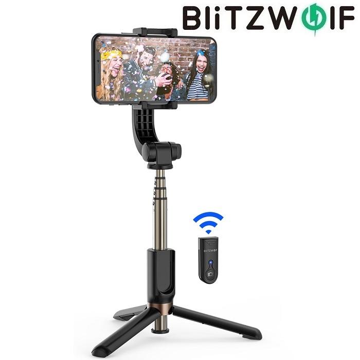 Монопод-стабилизатор BlitzWolf BW-BS12