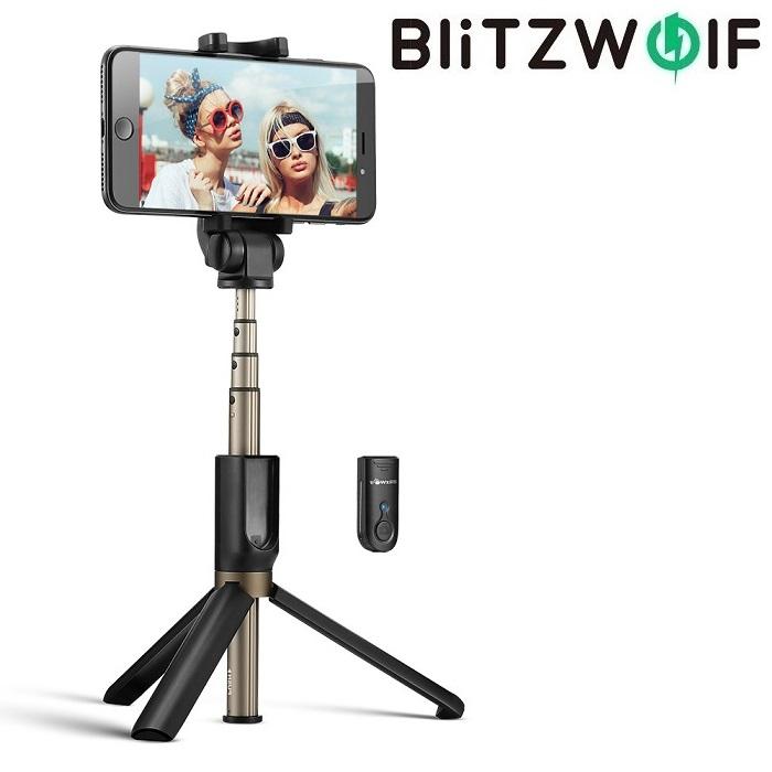 Монопод BlitzWolf BW-BS3 3 в 1