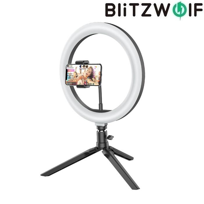 Кольцевой LED свет BlitzWolf BW-SL3