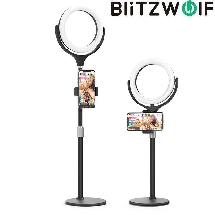 Кольцевой LED свет BlitzWolf BW-SL4