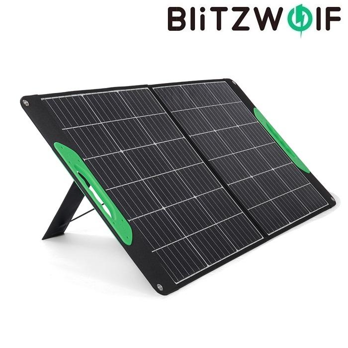 Портативная солнечная панель BlitzWolf BW-OP1 100W