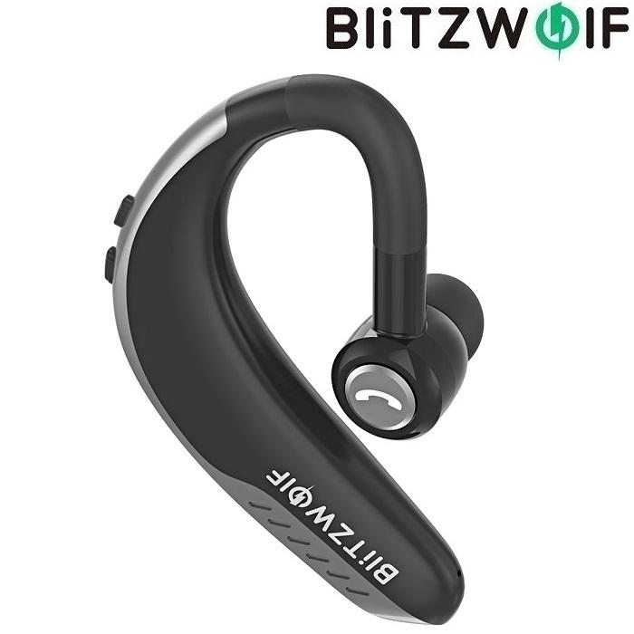 Беспроводная bluetooth гарнитура BlitzWolf BW-BH2